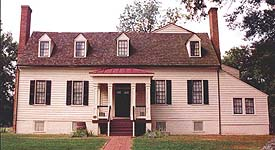 Meadow Farm Museum, a historic home located in the Brookland District of Henrico County, Virginia.  It is open to the public.