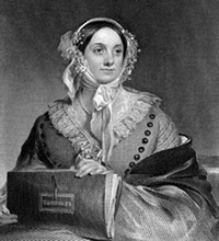 American writer, Eliza Leslie, wrote the most popular cookbook in the 1800s.