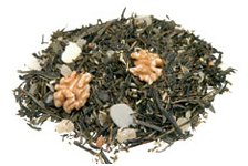 Tuckahoe's Walnut Green Tea.